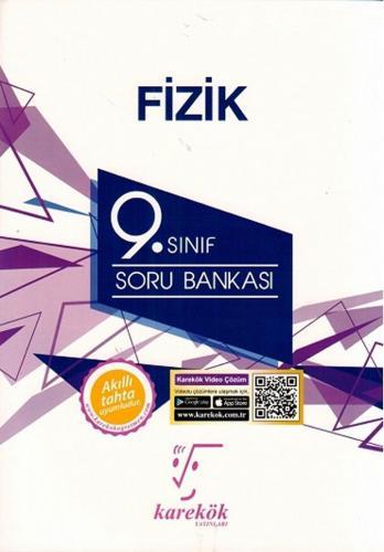 Karekök 9. Sınıf Fizik Soru Bankası