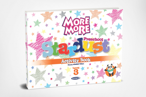 Kurmay More & More Preschool Level 3 Activity Book
