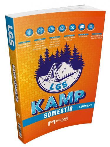 Mozaik Kamp LGS Sömestir 1. Dönem Tekrar Kitabı