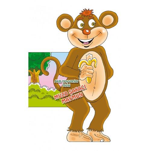 Akıllı Hayvanlar Dizisi / Muzo Şakacı Maymun