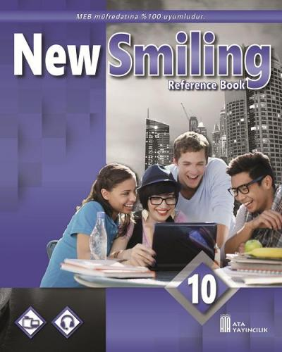 Ata New Smiling Reference Book - 10