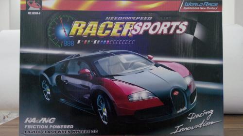 NFS Racer Sport Oyuncak Araba  - Göktaş  - Oyun Hobi - Oyuncak
