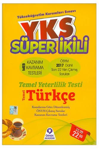 Örnek Akademi YKS TYT Türkçe Çıkmış Sorular