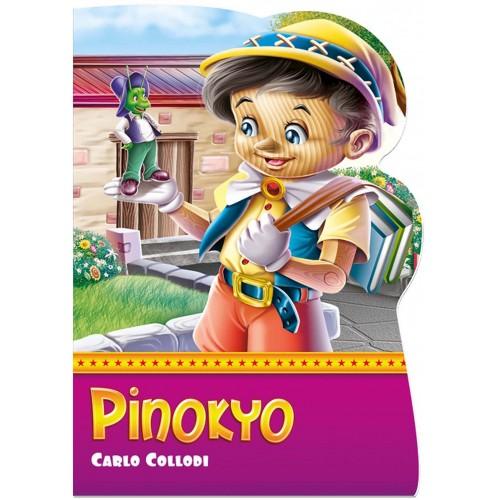 Dünya Masalları (Şekilli Kesim ) / Pinokyo