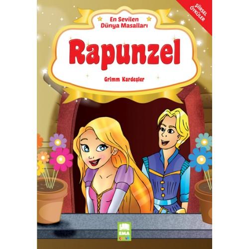 En Sevilen Dünya Masalları / Rapunzel