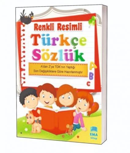 Renkli Resimli Türkçe Sözlük
