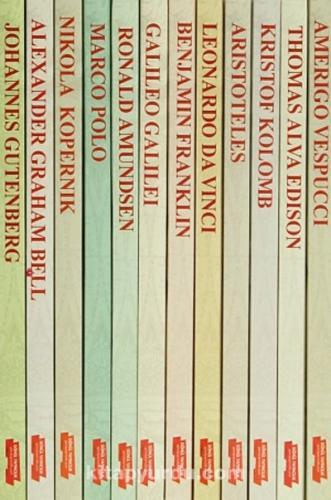 Gönül Dünya'ya Yön Veren İnsanlar 10 Kitap Set