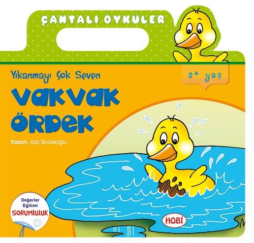 Çantalı Öyküler Dizisi / Vakvak Ördek