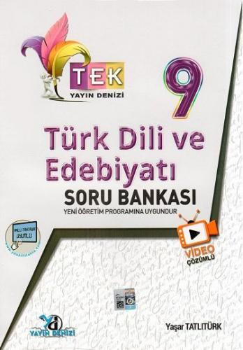 Yayın Denizi 9. Sınıf TEK Serisi Video Çözümlü Türk Dili ve Edebiyatı