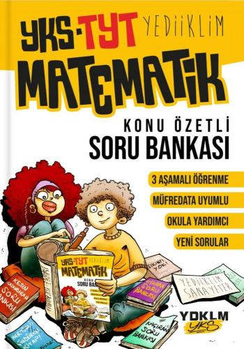 Yediiklim Yayınları TYT Matematik Konu Özetli Soru Bankası