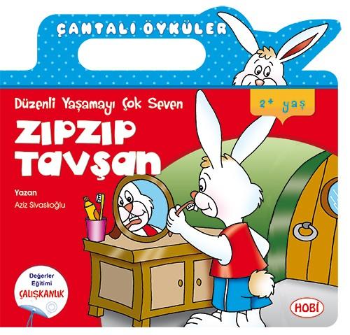 Çantalı Öyküler Dizisi / Zıpzıp Tavşan