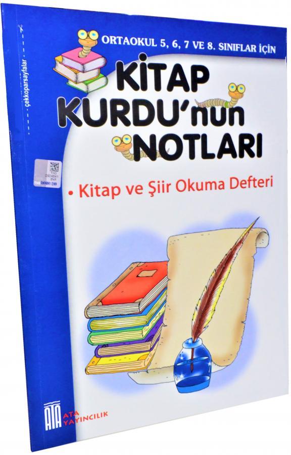 Ata 5 6 7 Ve 8 Sinif Kitap Kurdu Nun Notlari