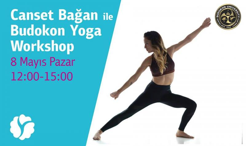 Canset Bağan İle Budokon Yoga Workshop