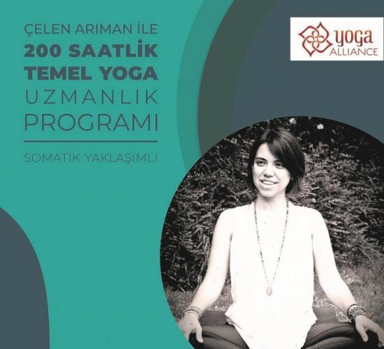 200 Saat Temel Yoga Uzmanlık Programı