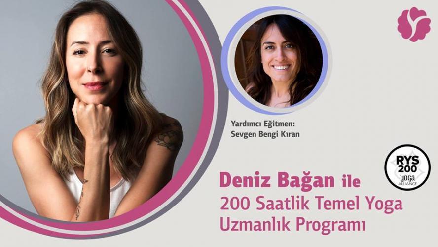 200 Saatlik Temel Yoga Uzmanlık Programı
