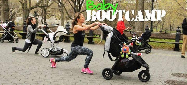 Baby Bootcamp - Caddebostan Sahil