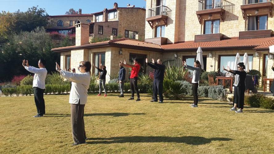 Karmic Purification and Panic Attack Management Camp at Mount İda - Turkey