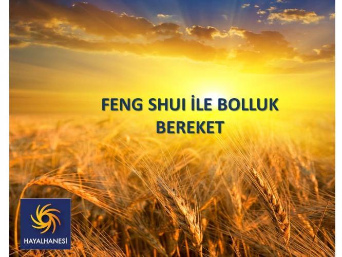 Feng Shui ile Bolluk ve Bereket