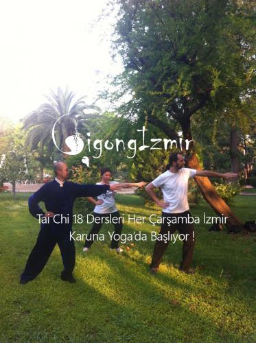 Ayhan Güler ile Tai Chi 18 Dersleri  - Her Cuma