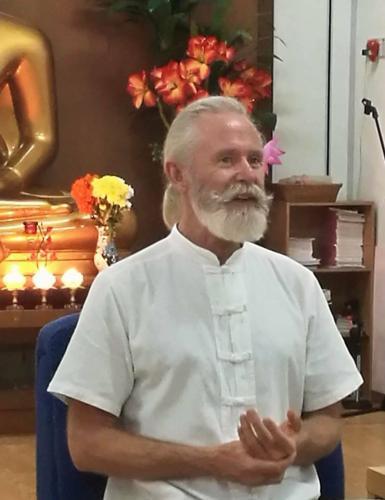 Jeff Oliver'la Vipassana Meditasyonu - Freestyle Vipassana Meditation