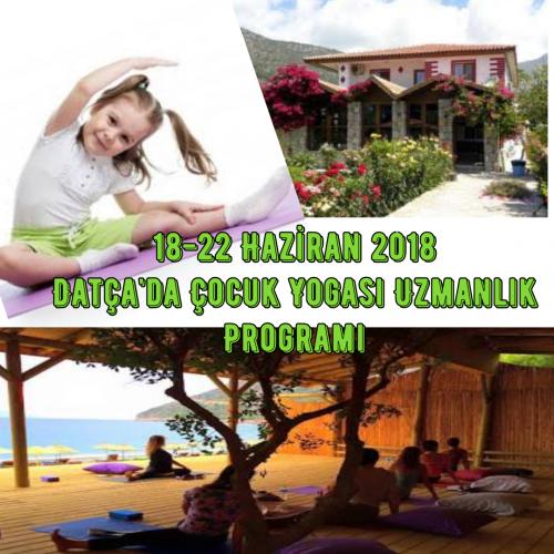 Datça'da Çocuk Yogası Uzmanlık Programı