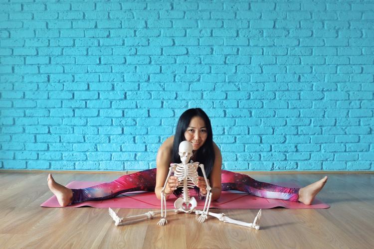 Ayman Sozakbayeva ile Eklemler ve Yoga Terapi Programı