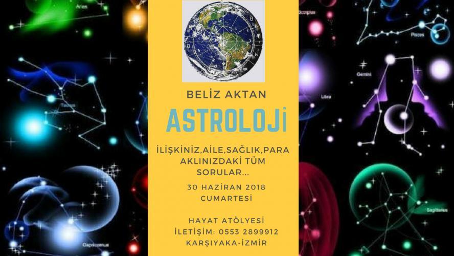 Beliz Aktan ile Astroloji