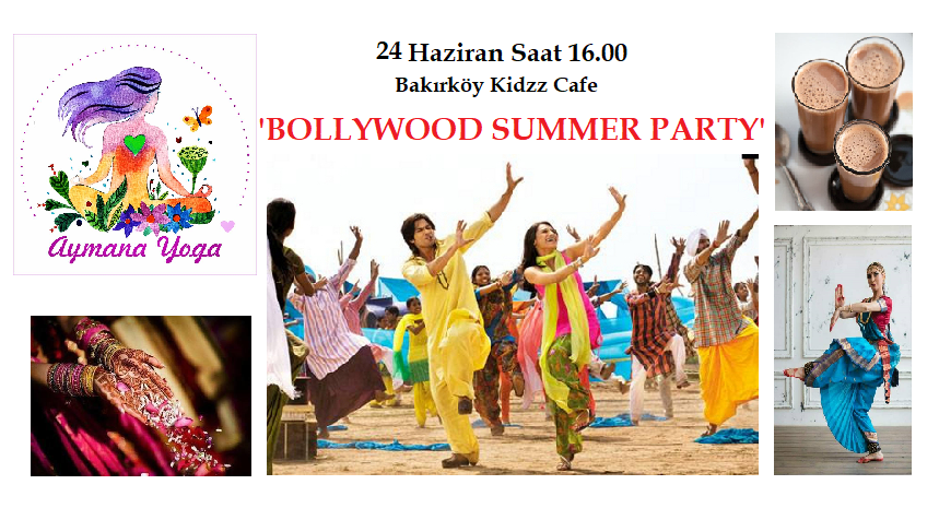 Bollywood Summer Party