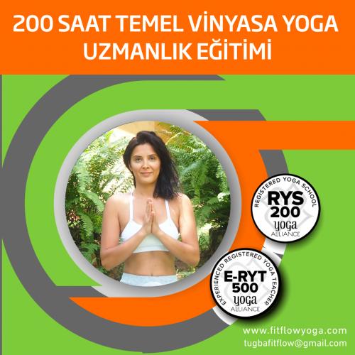 Tuğba Ekler ile Temel Seviye Yoga Uzmanlık Programı