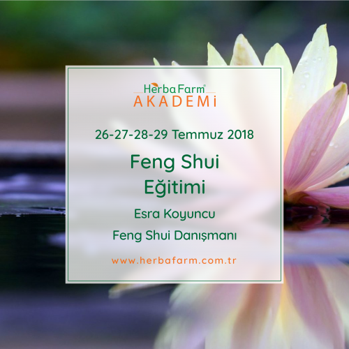 Esra Koyuncu ile Feng Shui Programı