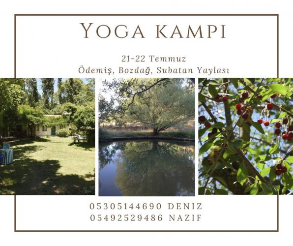 Yoga Kampı