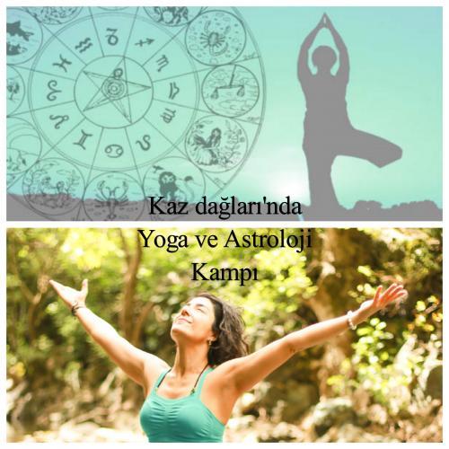 Kaz Dağları'nda Yoga ve Astroloji Kampı