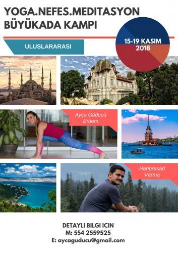 Büyükada Uluslararası Yoga Kampı
