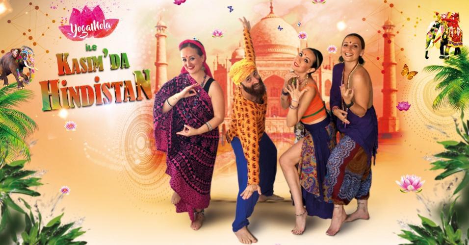 Yoga Mola ile Hindistan Gezisi