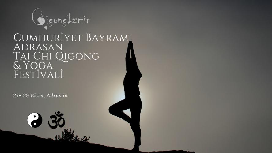 Cumhuriyet Bayramı Adrasan Tai Chi Qigong & Yoga Festivali