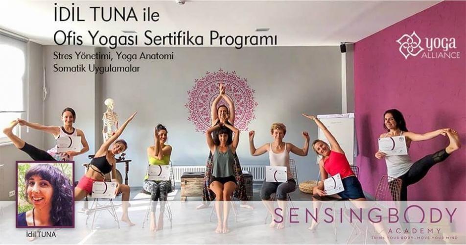 15 Saatlik Ofis Yogası Sertifika Programı