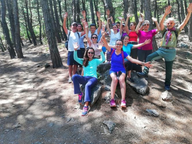 Kazdağları Yoga-Meditasyon ve Arınma Kampı