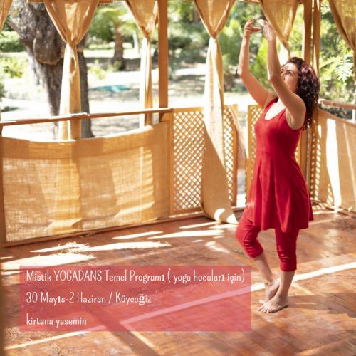 Yoga Dans Temel Programı
