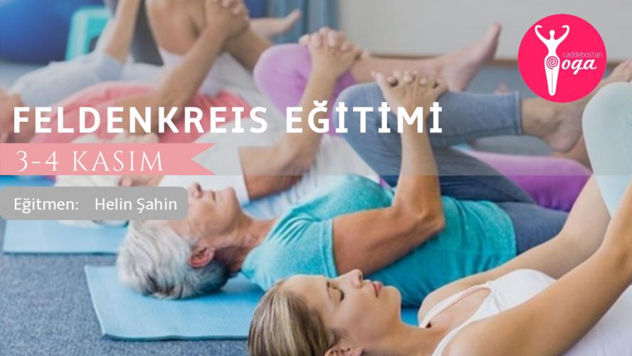 Caddebostan Yoga'da Feldenkreis Eğitimi: Öz farkındalıkla İyileşme