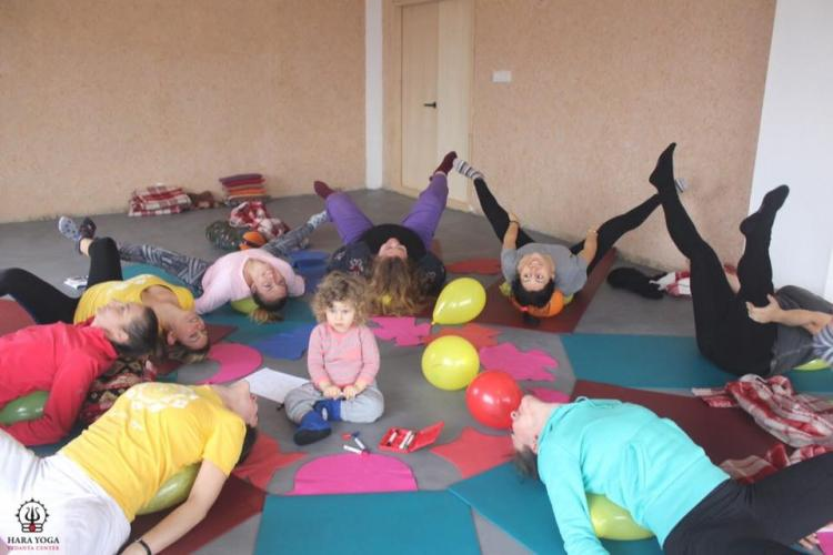 Çocuk Yogası Eğitmenlik