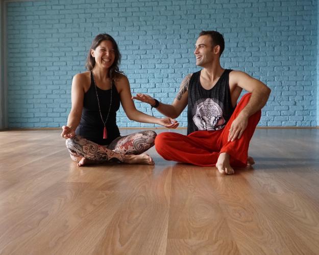 YogaKioo Onaylı 280 Saat Temel Yoga Eğitmenlik Eğitimi
