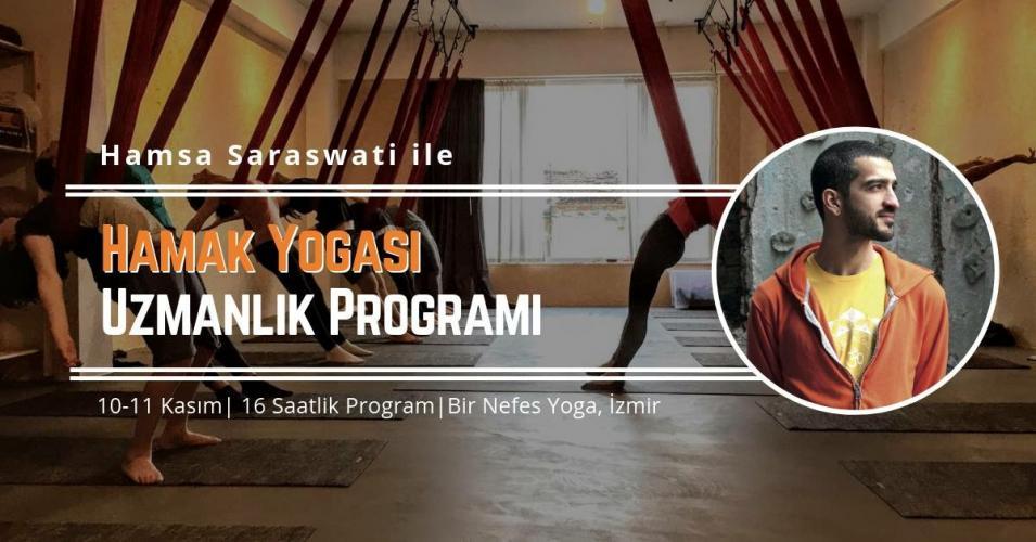 Hamak Yogası Uzmanlık