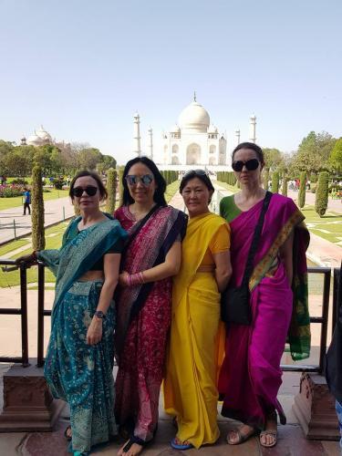 Hindistan Yoga Turu Holi Festivali 15-26 Mart 2019 Ayman Sozakbayeva