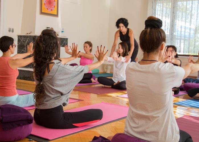 Kibele Akademi Yogada Uzmanlaşma Programı-Ankara