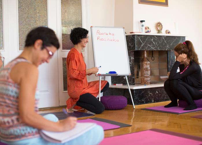 Kibele Akademi Yogada Uzmanlaşma Programı-Ankara Sibel Sönmez