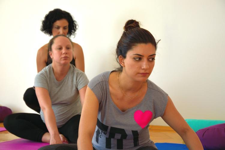 Yoga Zone Yoga Allıance Onaylı Hamile Yogası Uzmanlaşma Programı-İstanbul
