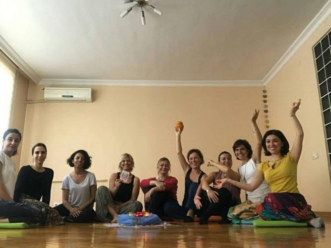 Kadınlar İçin Mistik Dans Workshop