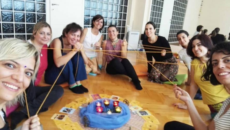 Kadınlar İçin Mistik Dans Workshop Hande Arabacıoğlu