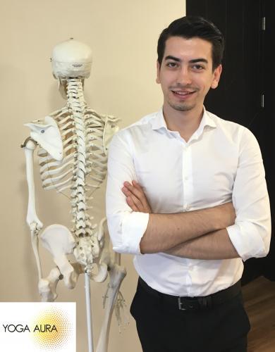 Yoga Anatomisi ve Kinesiyolojisi Cem Koçak