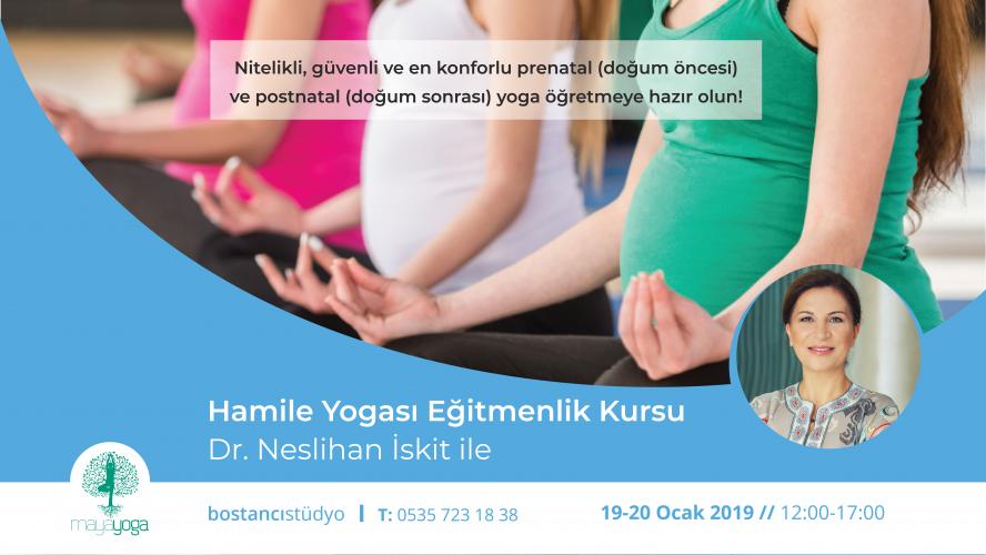 Hamile Yogası Eğitmenlik Kursu